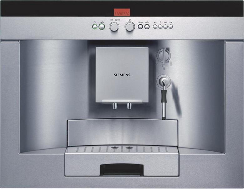 Кофемашина siemens инструкция