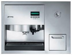 Встраиваемые кофемашины SMEG